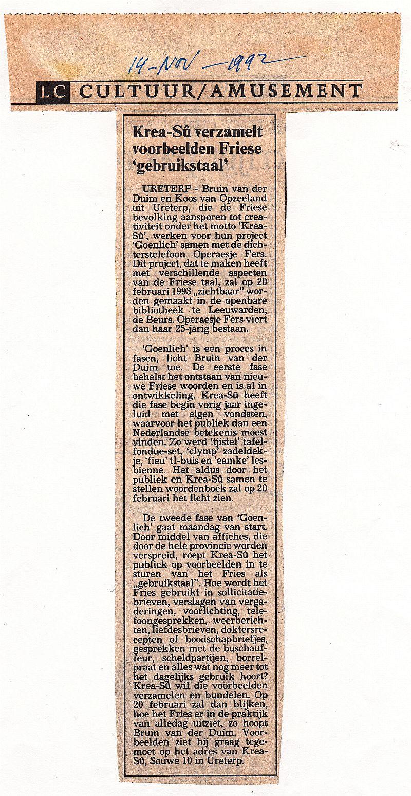 krantenartikel jisketfetwurden